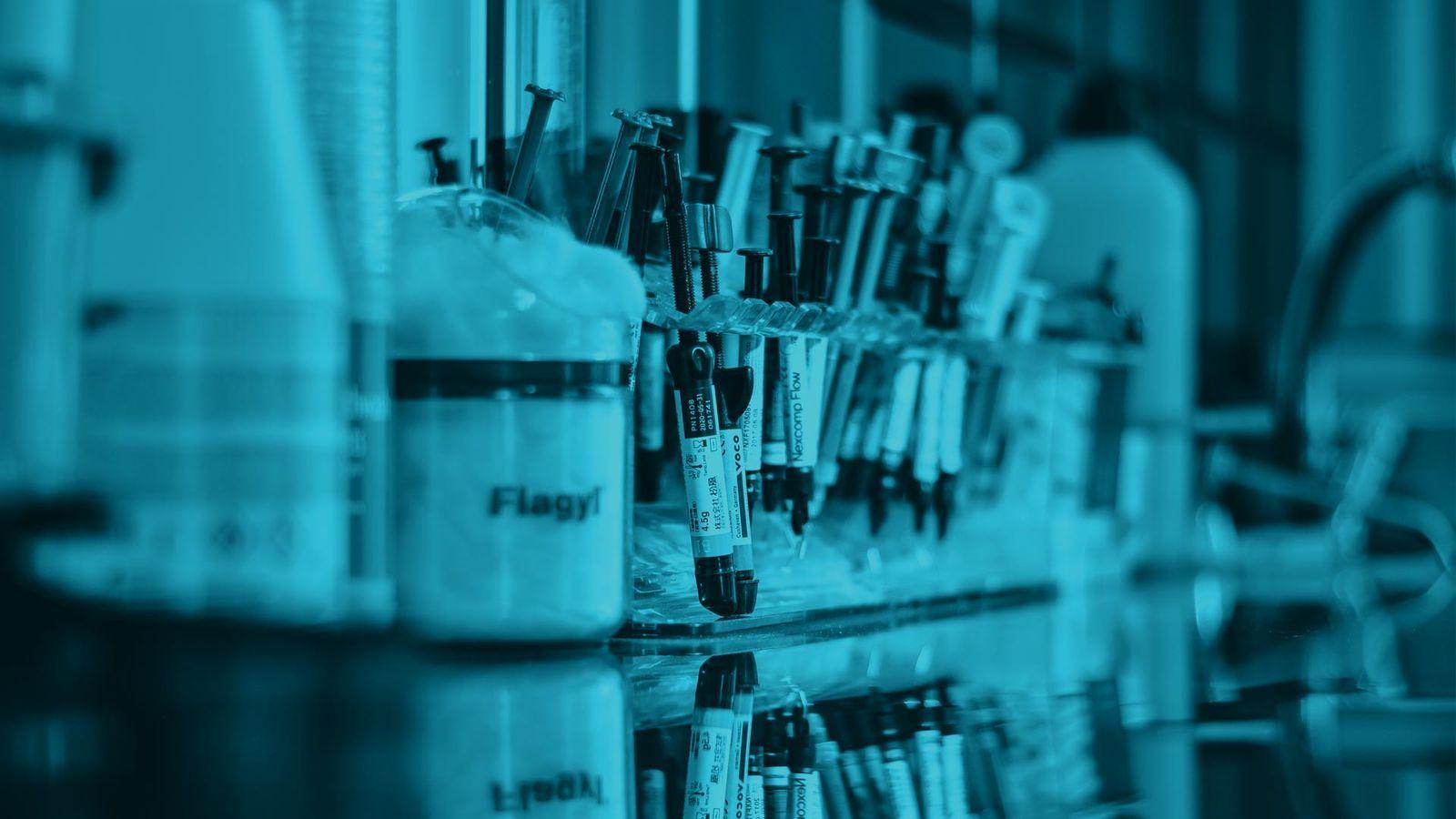 Laboratorio di analisi veterinarie